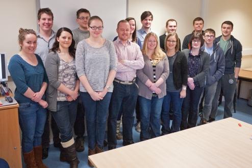 Gwenin - Bangor Universities Electrochemistry and Biosensors Group